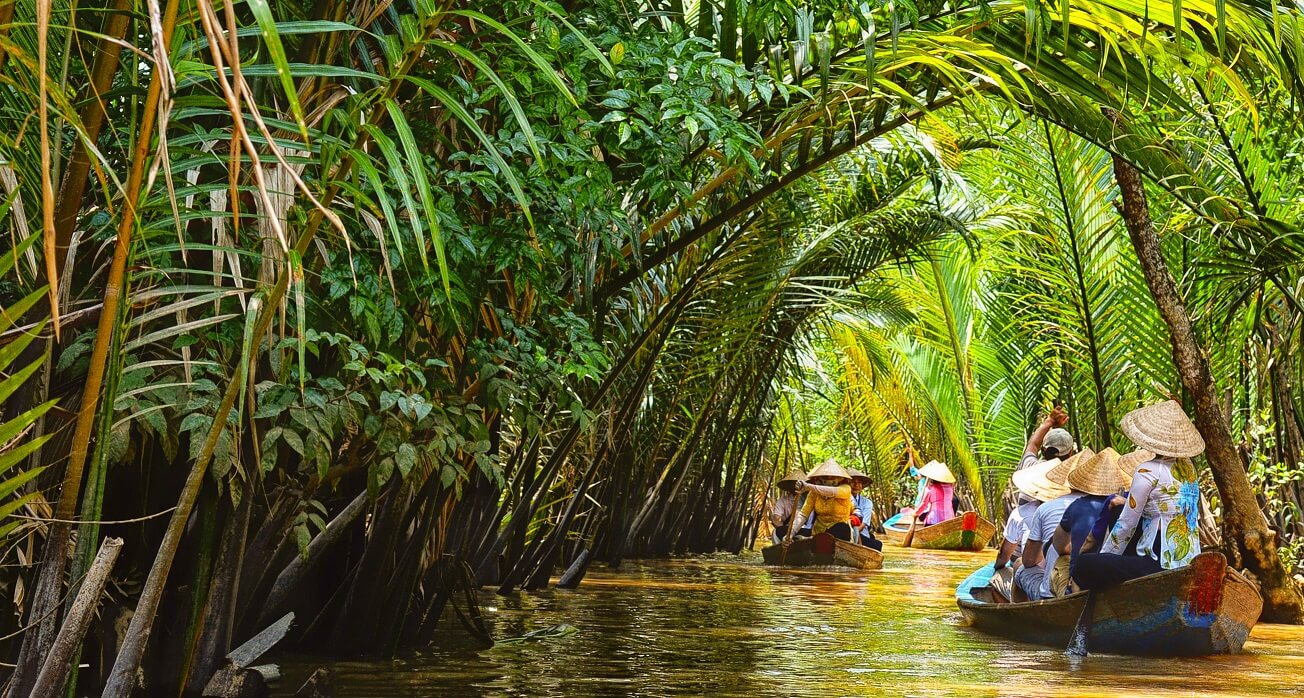 Mekong Delta Tour - Hop On Hop Off Viet Nam - Most ...